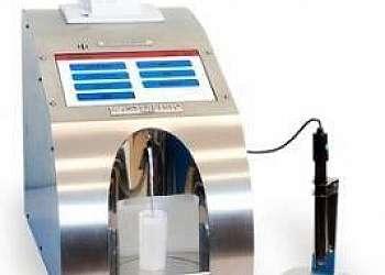 Analisador de leite para laboratório