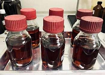 Análise físico química de óleo de transformador