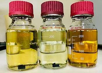 Análise cromatográfica de óleo isolante