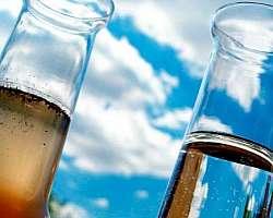 Laboratório de análise de água
